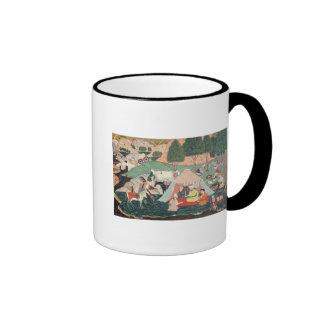 Encampment of a Prince Coffee Mug