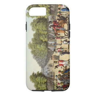 Encampment of the British Army in the Bois de Boul iPhone 8/7 Case
