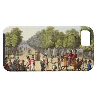 Encampment of the British Army in the Bois de Boul Tough iPhone 5 Case