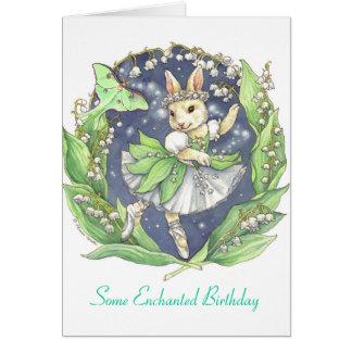 Enchanted Birthday card