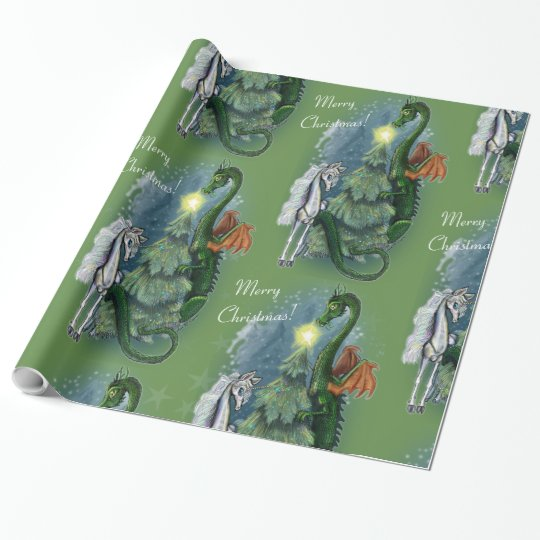 Enchanted Christmas Wrapping Paper