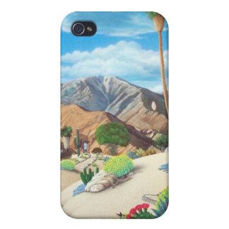 Enchanted Desert iPhone 4 Case