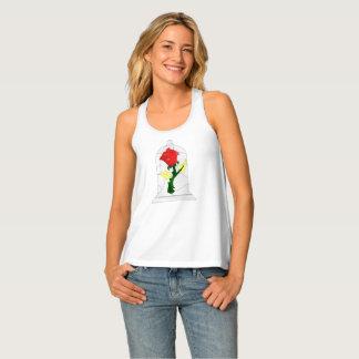 Enchanted Flower Tank Top
