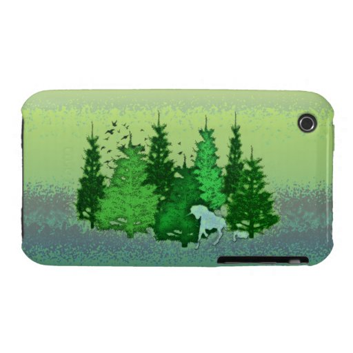 ENCHANTED FOREST Case-Mate iPhone 3 CASE