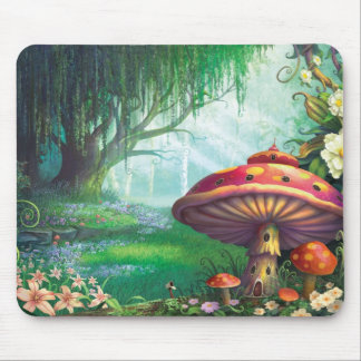 Enchanted Forest Mouse Mat