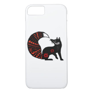 Enchanted fox iPhone 7 case