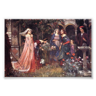 Enchanted Garden Photo Print