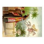 enchanted horse postcards
