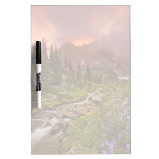 Enchanted Meadows Dry Erase Board