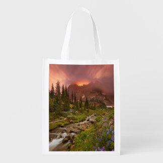 Enchanted Meadows Reusable Grocery Bag