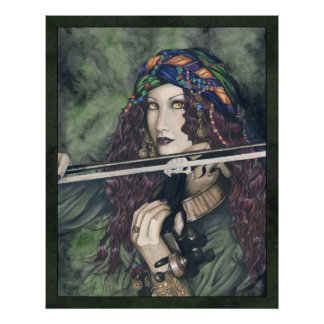 Enchanted Melodies: Violin poster