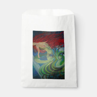 Enchanted Mermaid Favour Bags