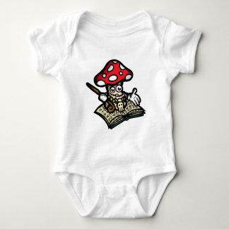 Enchanted Mushroom Baby Bodysuit