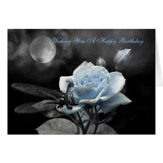 enchanted nights blue, Wishing You A Happy Birt