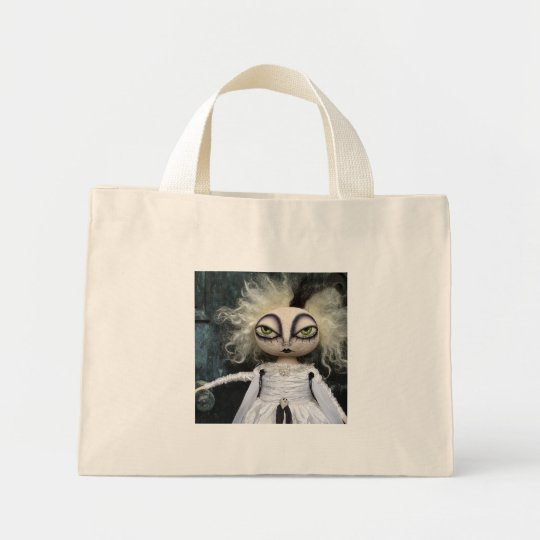 Enchanted Production Doll Tote Bag