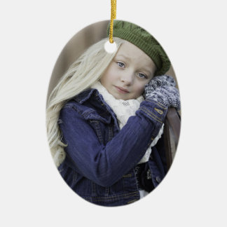 Enchanted Season Holiday Photo Year Christmas Ornament