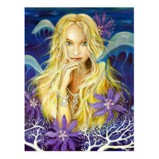 Enchanted Silence Post Card