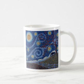 Enchanted Starry Night Mugs