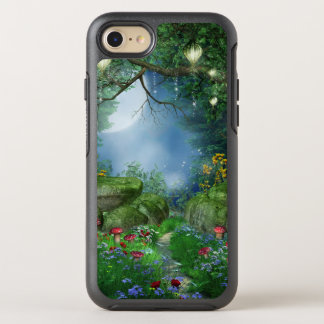 Enchanted Summer Night OtterBox Symmetry iPhone 7 Case