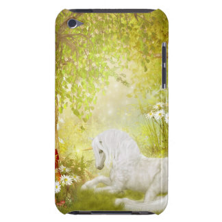 Enchanted Unicorn Forest Magical Kingdom Fantasy iPod Touch Case-Mate Case