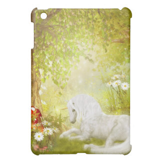 Enchanted Unicorn Forest Magical Kingdom Fantasy Case For The iPad Mini