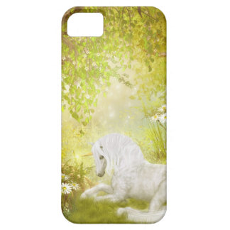 Enchanted Unicorn Forest Magical Kingdom Fantasy Case For The iPhone 5