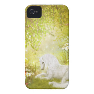 Enchanted Unicorn Forest Magical Kingdom Fantasy Case-Mate iPhone 4 Case