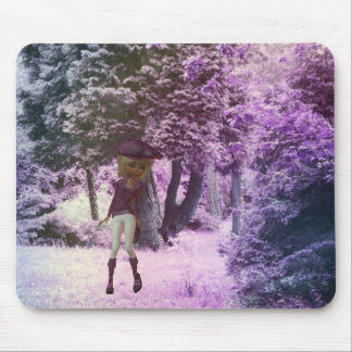 Enchanted Woods 1 Mouse Pad