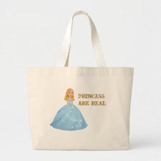 Enchanting Princess Jumbo Tote Bag