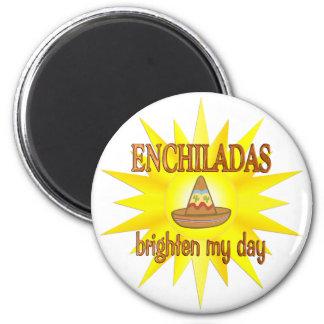 Enchiladas Brighten Magnets