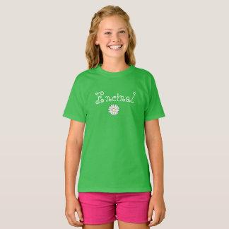 Encinal New Daisy Girls T-shirt