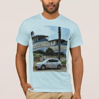 Encinitas Boat Houses T-Shirt