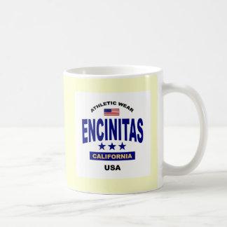 Encinitas CA Mug