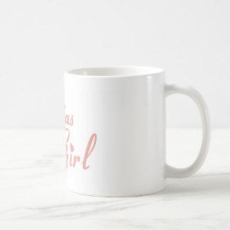Encinitas Girl tee shirts Basic White Mug