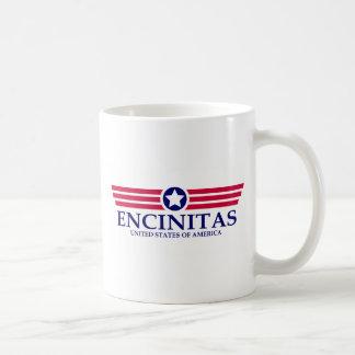 Encinitas Pride Basic White Mug
