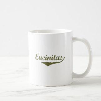 Encinitas Revolution t shirts Basic White Mug
