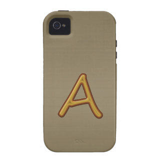 Encourage Excellence : Golden AAA Award Image Case-Mate iPhone 4 Cover