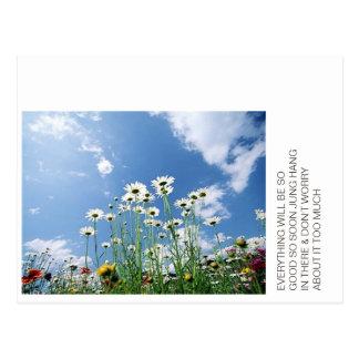 Encouragement Cards - Postcard