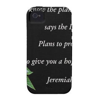 Encouragement iPhone 4/4S Cases