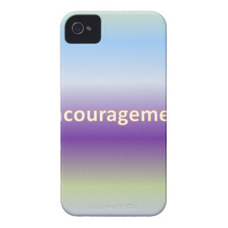 encouragement iPhone 4 cases