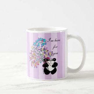 Encouragement - Thinking of you Basic White Mug