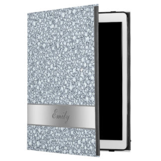 "Encrusted Diamonds Glitter Patter iPad Pro 12.9"" Case"