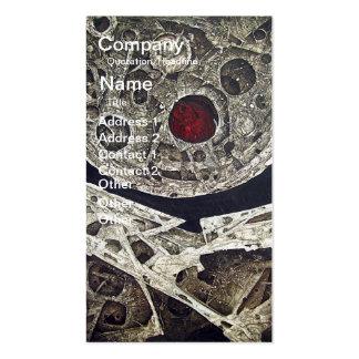 Encuentro Cosmico Business Card Templates