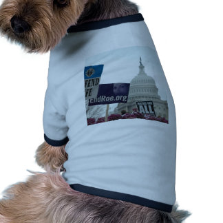 End Abortion Dog Clothing