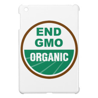 End GMO Organic iPad Mini Cases