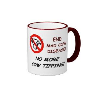 End Mad Cow Disease Mugs