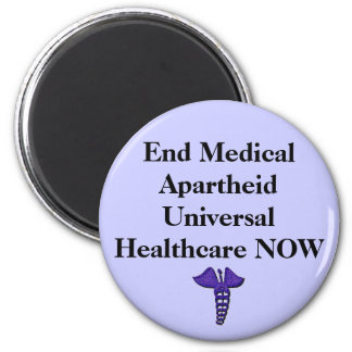 End Medical Apartheid magnet