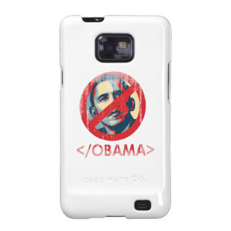End Obama Faded.png Samsung Galaxy SII Case