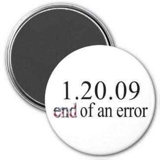 End of an Error - Magnet