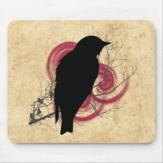 End Of Days Watcher Gothic Mousepad
